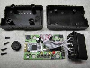 bafx obd2 adapter scanner disassemble