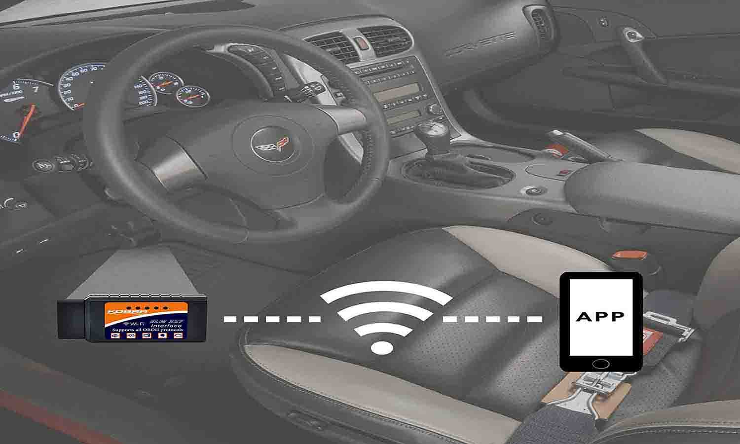 kobra wireless obd2 adapter