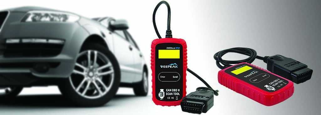 veepeak obd2 scanner review