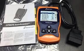 Actron CP9670 AutoScanner