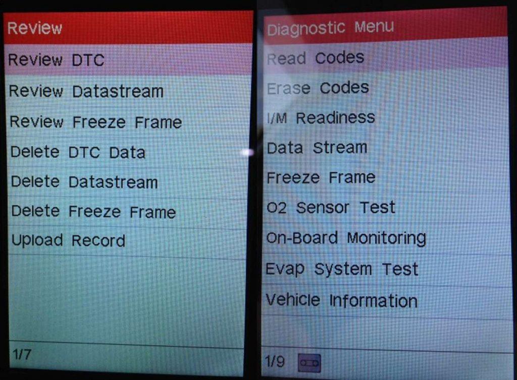 CReader 8001 Scanner Code Reader