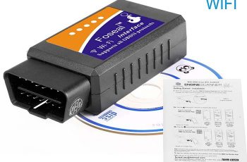 FOSEAL WiFi OBD2 Scanner