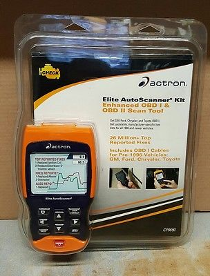 actron obd1 scanner