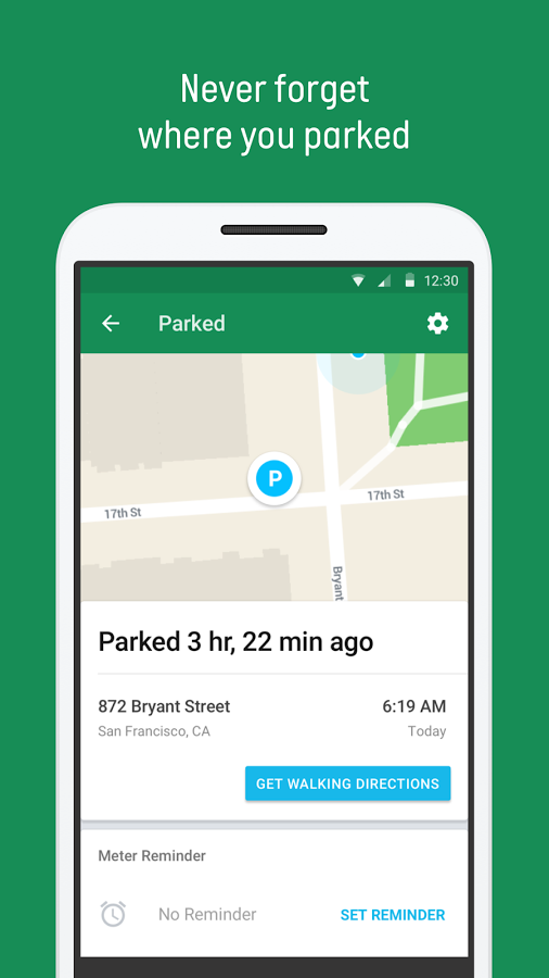 automatic pro 3g parking