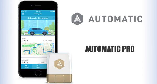 automatic pro 3g