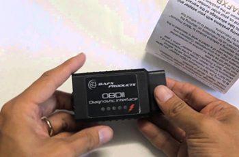 bafx obd2 bluetooth adapter