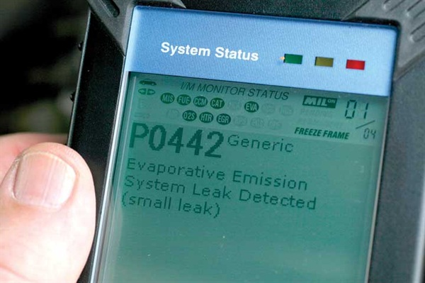 What is OBDII Service Test for MIL ON? - TopScanTool