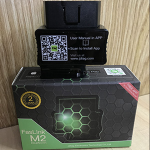 JDiag Faslink M2 OBD2 Scanner for iOS Android Reviews